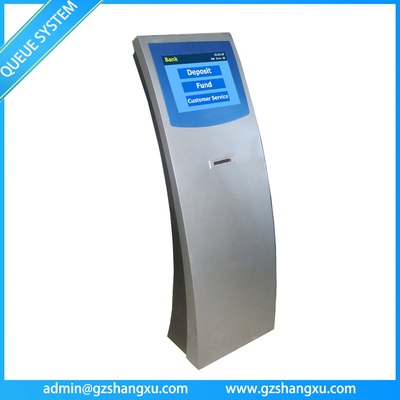 17 inch Bank/Hospital Wireless Token Number System Token Print Ticket Machine