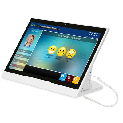 10 inch Touch Screen Customer Feedback and Survey Tablet Terminal