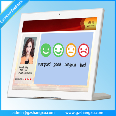 10 inch Touch Screen Tablet for Customer Feedback and Survey System