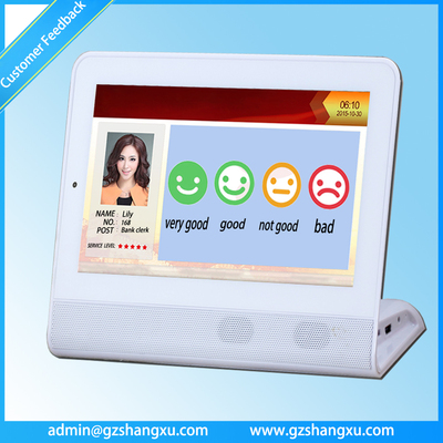 7 inch Touch Screen Tablet for Customer Feedback and Survey System