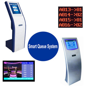 Web Based Bank Wireless Waiting Token Number Waiting Queue Management System