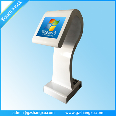 22 inch Fashional All In One Computerized Touch Information Inquiry Kiosk