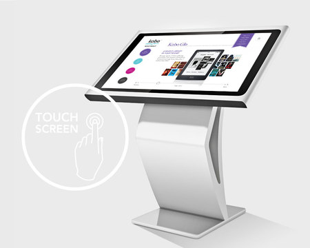 TOUCH INFORMATION KIOSK     -For Touch Information