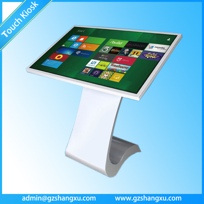 42 Inch Interactive Commercial Touch Screen Multimedia Advertising kiosk
