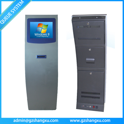 Bank/Hospital/Clinic Wireless Queuing Token Number Ticket Printing Machine