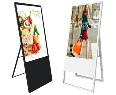 DIGITAL SIGNAGE FOR ADVERTISING