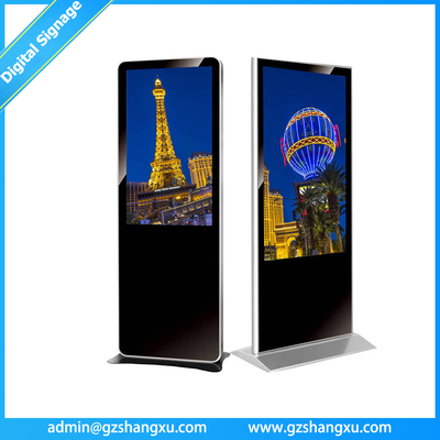 2017 new 47 Inch HD Floor Standing Touch Screen Advertising Digital Signage Kiosk